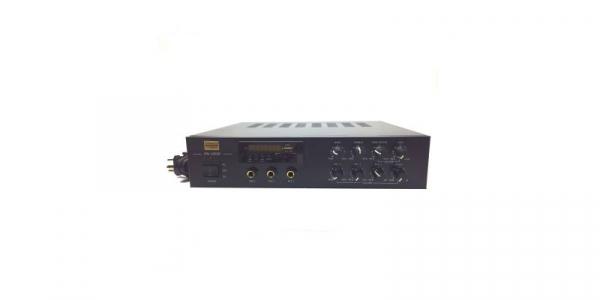 Amplificator multifunctional de linie PAi-U650, AC220V/DC12V, 4-16R, 100V [0]