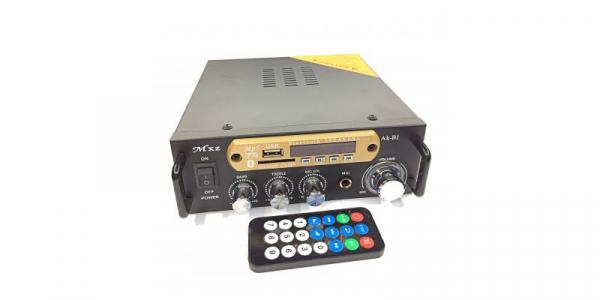 Amplificator Mxz Ak-B1 Hi-Fi stereo mp3 player [0]