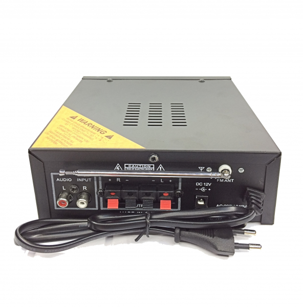Amplificator Mxz Ak-B1 Hi-Fi stereo mp3 player [2]