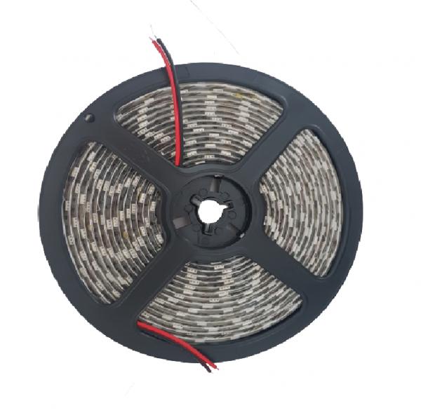Banda LED 5050 Alb Rece 24V, 60 LED/m, IP65 [1]