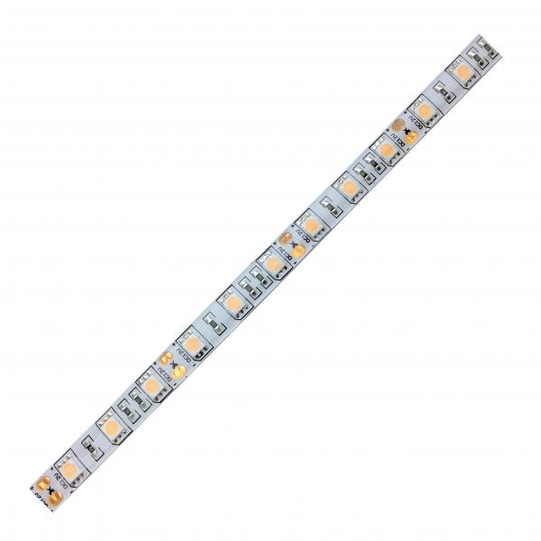 Banda LED 5050 Roz 12V, 60 LED/m, IP65 (Waterproof) [1]