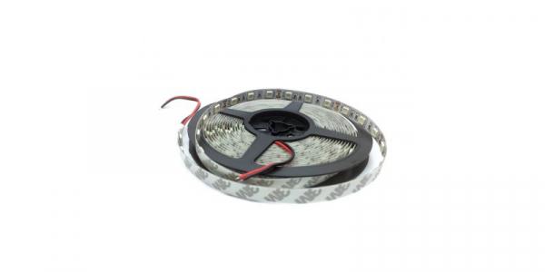 Banda LED 5050 Verde 12V, 60 LED/m, IP20 (NW) [0]