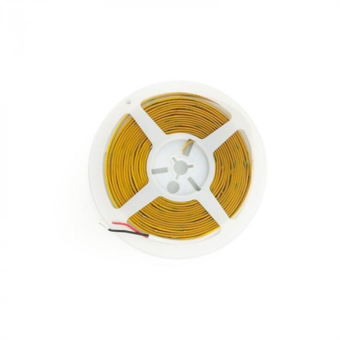 Banda LED COB alb rece 528/m 18W [0]