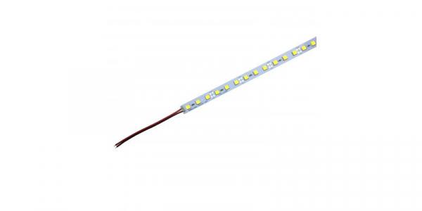 Banda led HARD STRIP led 5054 alb cald,  aluminiu, 72LED/m, alimentare 12V [0]