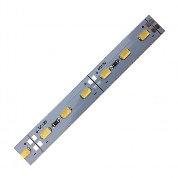 Banda led HARD STRIP led 5630 alb cald, aluminiu, 3000K, 72 LED/m, alimentare 12V [2]