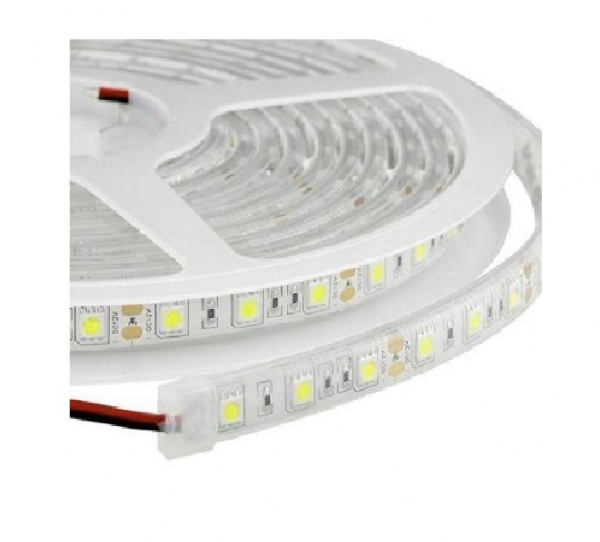 Banda LED submersibila SMD 5050 Alb Rece 60 LED pe metru IP68 [2]