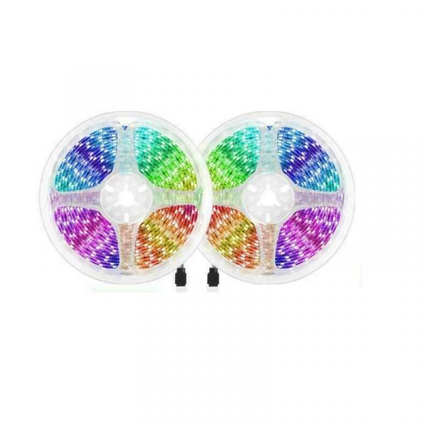 Banda LED submersibila, SMD 5050 RGB, 60 LED/m, IP68 (Waterproof) [2]