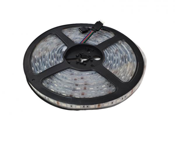 Banda LED submersibila, SMD 5050 RGB, 60 LED/m, IP68 (Waterproof) [0]