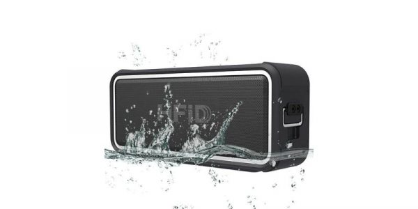 Boxa portabila 10W HFD-895, NFC, BT, PowerBank, MicroSD [0]