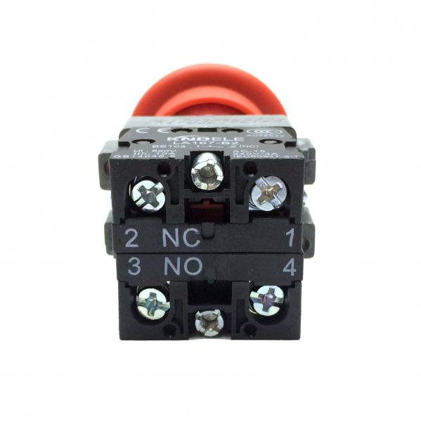 Buton de urgenta STOP cu doua contacte LA167-B2-BT45 [2]