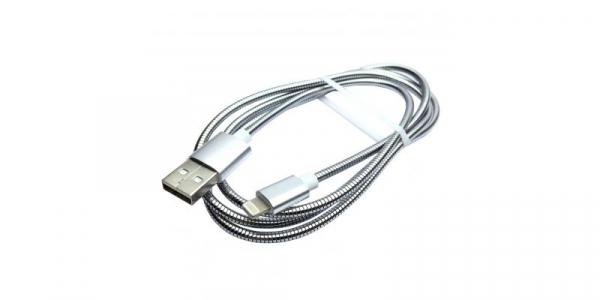Cablu  USB-Lightning (iPhone) 1m [0]