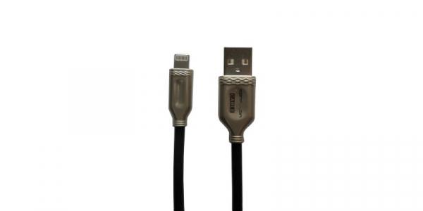 Cablu USB-Lightning pentru iPhone 3A Konfulon S48 de 1m [0]