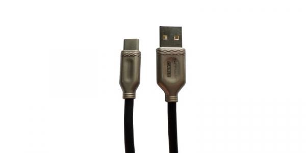 Cablu USB-Type-C 3A Konfulon S49 de 1m [0]