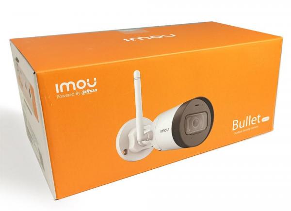 Camera Bullet Wireless Dahua 2Mp 30m IR micro SD IPC-G22-Imou [5]