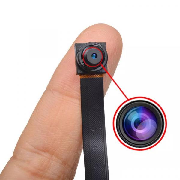 Camera WiFi 1080P AHD discreta, stocare pe card microSD cu aplicatie smartphone S06 [2]