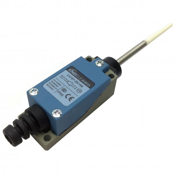 Comutator limitator cu arc cu varf din plastic Kenaida LA167-Z8/166 [1]