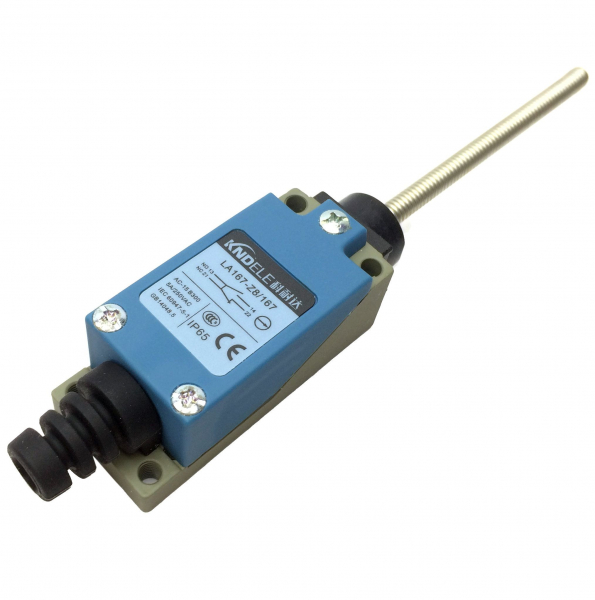 Comutator limitator cu arc cu varf scurt metalic Kenaida LA167-Z8/167 [1]