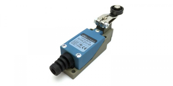 Comutator limitator cu maneta reglabila si rola din plastic Kenaida LA167-Z8/104 [0]