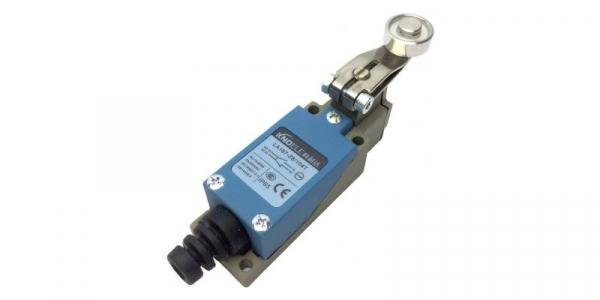 Comutator limitator cu maneta reglabila si rola metalica Kenaida LA167-Z8/104T [0]