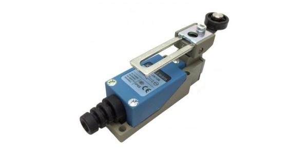 Comutator limitator cu maneta reglabila si rola reglabila din plastic Kenaida LA167-Z8/108 [0]
