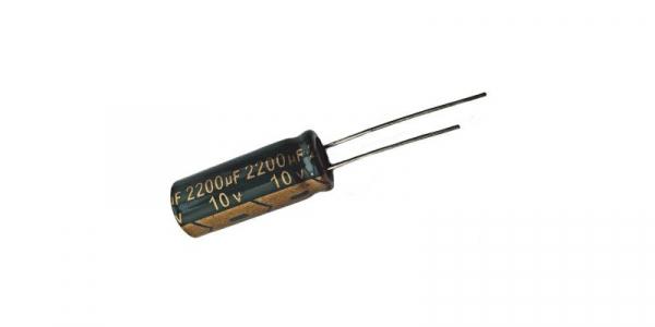 Condensator electrolitic 2200uF/10V [0]