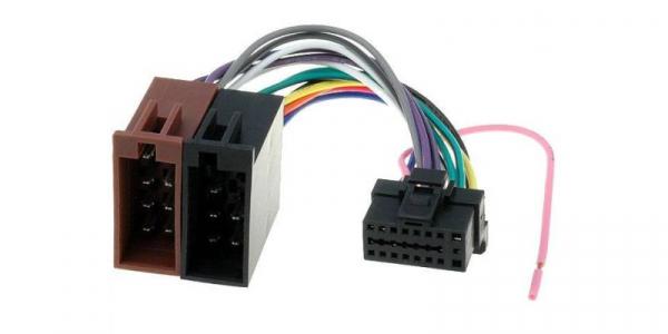 Conector ISO Alpine, 16 PIN [1]