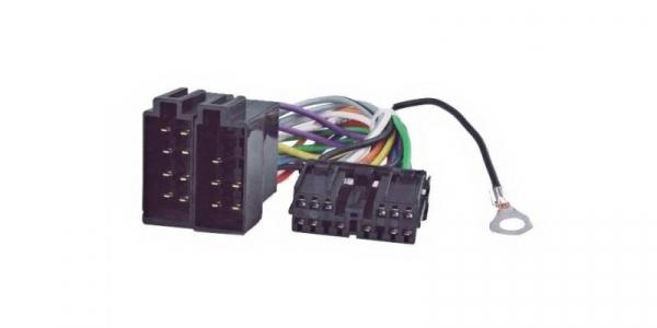 Conector ISO, Mitsubishi [0]