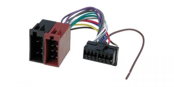 Conector ISO-Panasonic, 16 PIN [1]