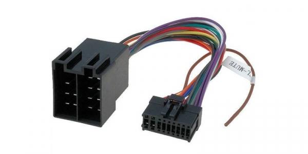 Conector ISO Pioneer, 18 PIN [1]