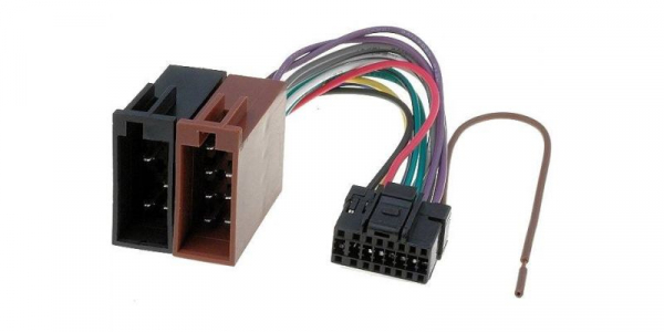 Conector ISO Sony, 16 PIN [1]
