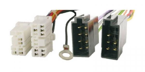 Conector pentru radio MAZDA -  ISO [0]