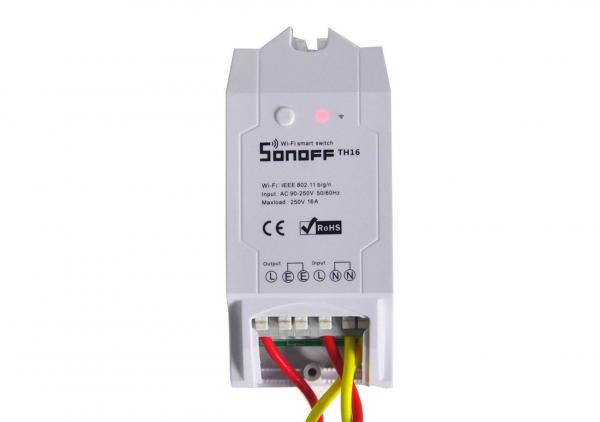Controller temperatura si umiditate Sonoff TH16 [1]