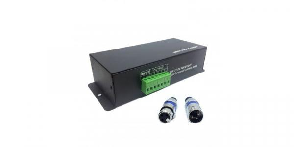 Decodor DMX512 - Controller LED, 12V, 4 iesiri, curent 4x8A [0]