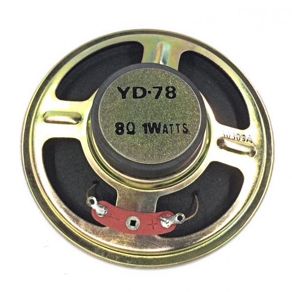 Difuzor 1 W, 8 Ω [1]