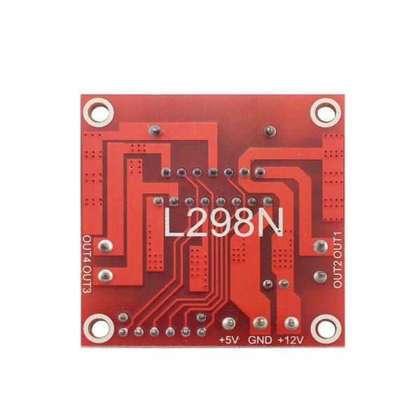 Driver de control motor cu L298N [1]