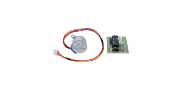 Driver de control motor cu ULN2003 la 5V [0]
