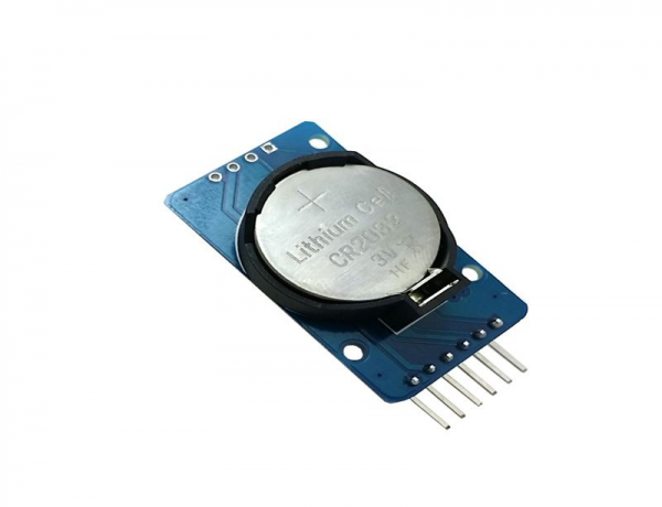 DS3231 AT24C32 - Real Time Clock (Arduino AVR PIC) [1]