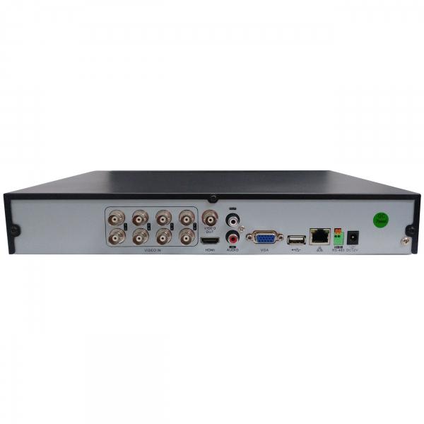 DVR 8 Camere Full HD 1080P sistem de supraveghere , include sursa de alimentare, mouse cu fir, telecomanda GS-D7108GT-F8 [1]