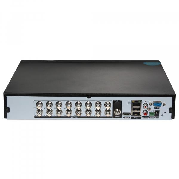 DVR (pentru sistem de supraveghere) 16 Canale HD 960p AHD3216T-LM, mouse, 2 USB, LAN, PTZ, 2 canale audio [1]
