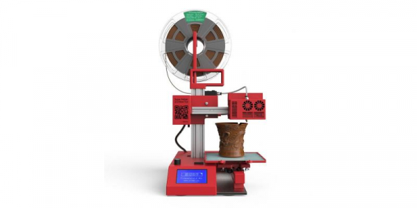 Imprimanta 3D SH105L 3 in 1 (Printare+Gravare Laser+Decupare Laser) [0]