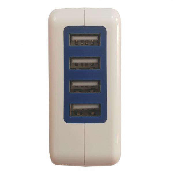 Incarcator 4 USB, 5V 4200mA, 100-240VAC ULTIMO BD-617 [1]