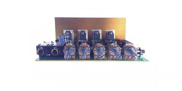 Kit amplificator audio stereo OK 688 [0]