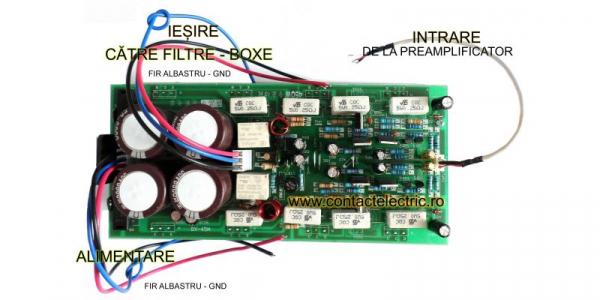 Kit amplificator stereo 450W [0]