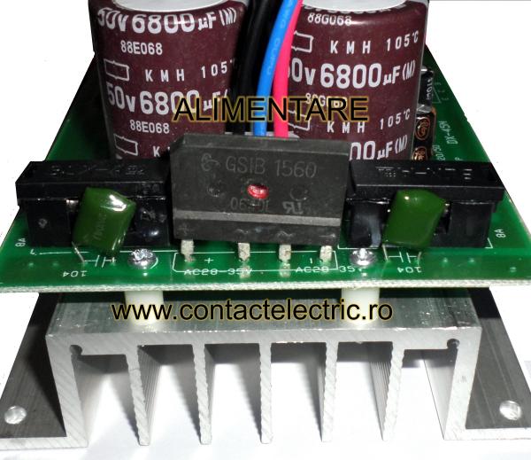 Kit amplificator stereo 450W [1]