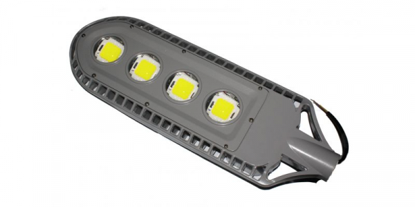 Lampa LED 40W - Alb Rece, pentru iluminat stradal [0]
