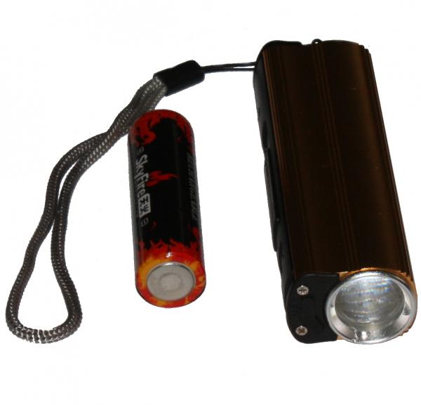 Lanterna LED cu acumulator SK-902 [1]