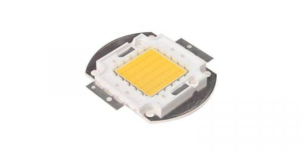 LED de putere 50W - alb CALD [0]