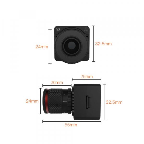 Mini Camera HD Wi-Fi P2P cu binoclu digital ZOOM 50x [1]