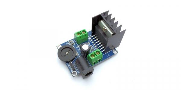 Modul amplificator audio de putere (TDA7297) [1]