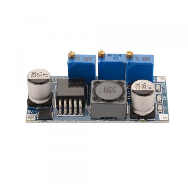 Modul convertor DC-DC, coborator de tensiune cu limitare curent LM2596 CC/CV OKY3497-5 [0]